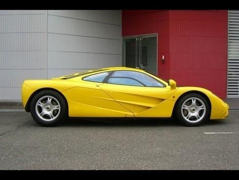 Une McLaren F1 neuve? Possible... | Vroum Vrouumm | Scoop.it