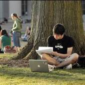 Apple still strong on campus, but Android chipping away   Technology and consequences   Scoop.it