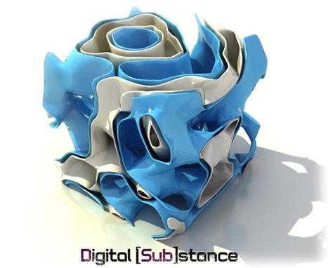 Nudibranch + Millipede   Realitme Flowing Isosurface Definition   KhronArt   Scoop.it