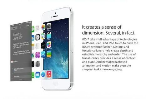 iOS 7′s Moving Background Is Even More Impressive With Panoramas [Video]   Macwidgets..some mac news clips   Scoop.it