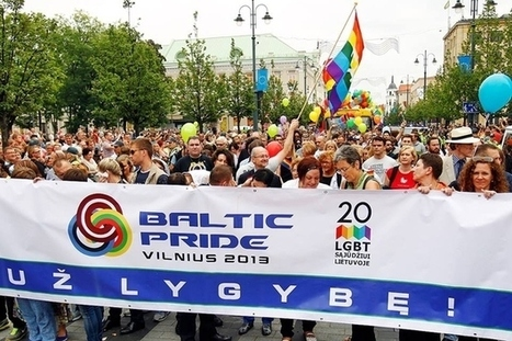 Legge anti gay in Lituania, il Parlamento vuole vietare le manifestazioni pro gay   Gay Italia   Scoop.it