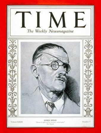 The romantic true story behind James Joyce's Bloomsday | Biblio | Scoop.it