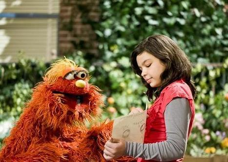 Sesame Street helps children deal with incarcerated parents - Durham Herald Sun | Humane Exposures: Juvenile Justice | Scoop.it