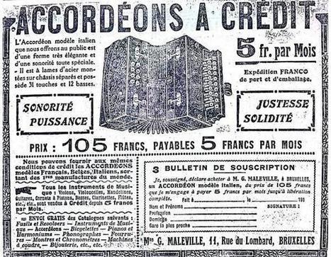Voici une série de publicités et d'annonces parues dans Le Soir avant la guerre 14-18. Certaines nous vantent des produits miracles, innovants pour l'époque ou encore des solutions pour une guériso... | 14-18 la mémoire | Scoop.it