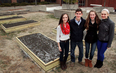 Farm to School grant helps Davenport Central students create vegetable garden   School Gardening Resources   Scoop.it