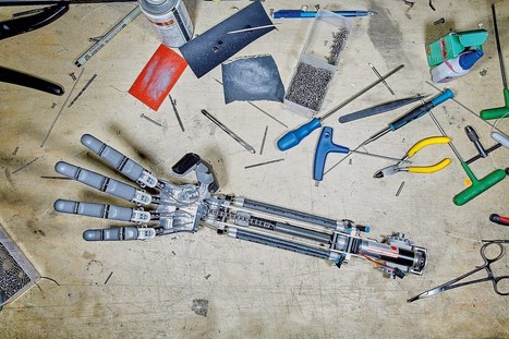Inside Cornwall's robot factory (Wired UK) | The Robot Times | Scoop.it
