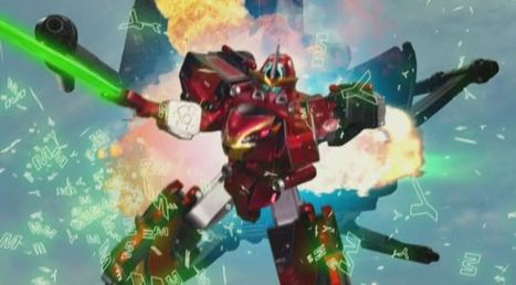 Review : Tokumei Sentai Go-Busters vs Kaizoku Sentai Gokaiger - the Movie | The Mellow Scoop | Scoop.it