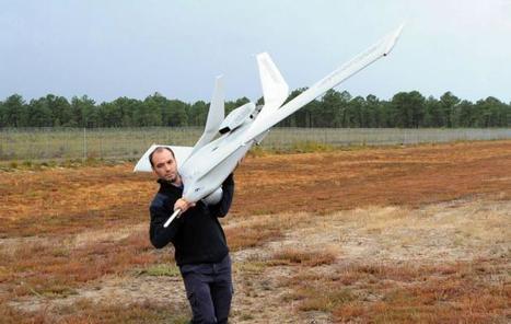 Le marché des drones civils et militaires promis à une forte expansion | Robotique de service | Scoop.it
