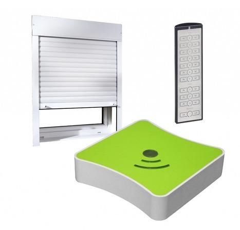 Centralisation de volets roulants avec la télécommande Düwi et l'eedomus | Hightech, domotique, robotique et objets connectés sur le Net | Scoop.it