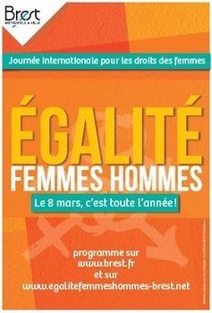 Tous les évènements du mois de mars 2015 à Brest sur le site Egalité femmes hommes et sur brest.fr | egalité femmes hommes | Scoop.it
