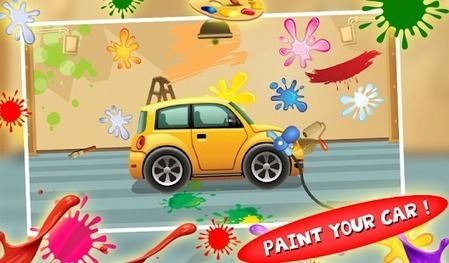Wash My Car For Kids - Android Apps on Google Play | Android Kids Games for FREE | Scoop.it