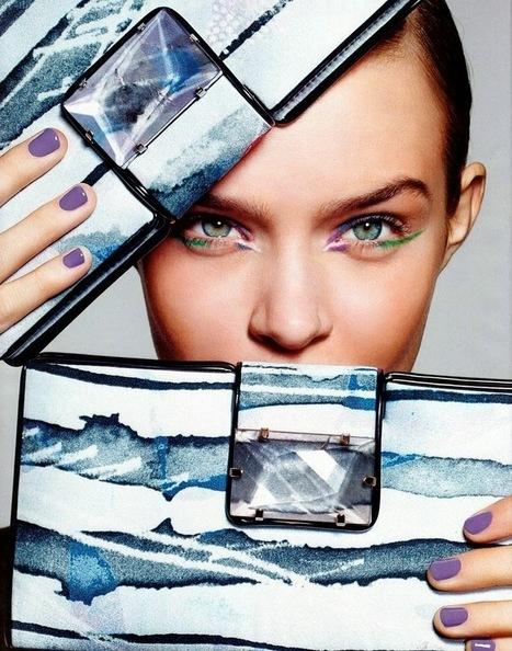 Josephine Skriver Harper's Bazaar Magazine Photoshoot February 2014 - magazine-photoshoot | Magazine Photoshoot | Scoop.it