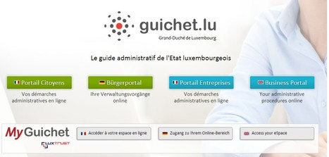 guichet.lu - Guide administratif // Luxembourg | Luxembourg (Europe) | Scoop.it