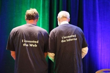 Who invented the World Wide Web and the Internet? » Sociology Lens | Web 2.0 et société | Scoop.it