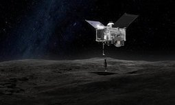 Nasa launches spacecraft to 'high-five' asteroid and capture debris | Space debris + Hypervelocity impacts | Scoop.it