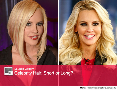 Jenny McCarthy Chops Off Her Hair -- Like the Look? - Sexy Balla   News Daily About Sexy Balla   Scoop.it