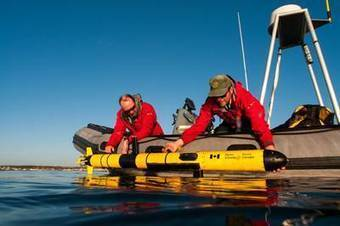 Iver3 AUV Sold to Defense Research and Development Canada | robotique & simu | Scoop.it