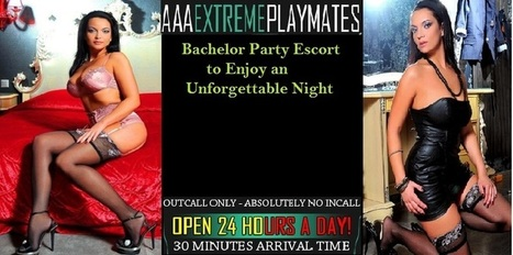 Bachelor Party Escort Make Your Fantasies Come Alive | New York City Escort | Scoop.it