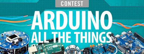 Arduino All The Things! Contest | Raspberry Pi | Scoop.it