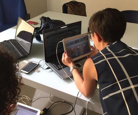 Anna Rita Vizzari: Caccia al tesoro aumentata: un'esperienza | Tecnologie Educative - TICs - TACs | Scoop.it