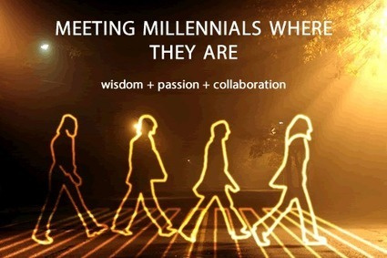 MEETING MILLENNIALS WHERE THEY ARE | Culturational Chemistry™ | Scoop.it