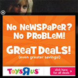Toys R Us flaunts ongoing deals via mobile | Mobile & Magasins | Scoop.it