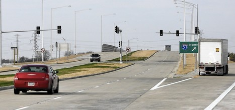 New interchange a 'rebirth' for University Park - Chicago Tribune | Education | Scoop.it