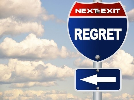 6 Ways to Let Go of Past Regrets and Live in the Present   Leadership and Spirituality   Scoop.it