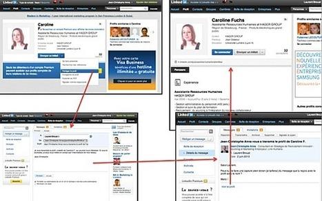 Démasquez les recruteurs sur Linkedin ! | Time to Learn | Scoop.it