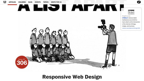 What's the Future of Responsive Web Design? - Tuts+ Web Design Article | Responsive WebDesign | Scoop.it