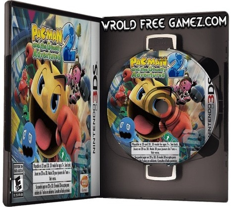 PacMan And The Ghostly Adventure 2 Download Full PC Game   Ultimate Gaming Zone   Fully Top 10 Gamez   Scoop.it