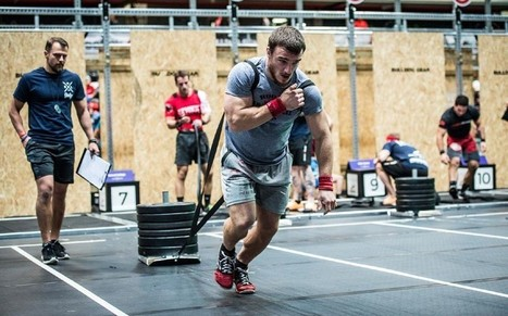 CrossFit: the punishing fitness regime that sorts the supermen from the mortals - Telegraph.co.uk | Crossfit | Scoop.it