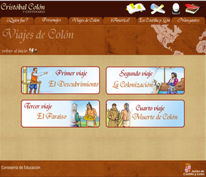 Opciones TIC para conocer los viajes de Colón   Enseñar Geografía e Historia en Secundaria   Scoop.it