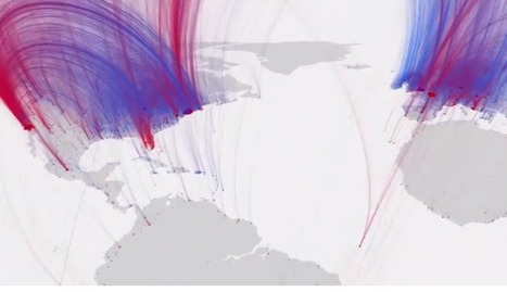 Watch 2,600 years of culture spread across the world in 5 minutes | INTRODUCTION TO THE SOCIAL SCIENCES DIGITAL TEXTBOOK(PSYCHOLOGY-ECONOMICS-SOCIOLOGY):MIKE BUSARELLO | Scoop.it