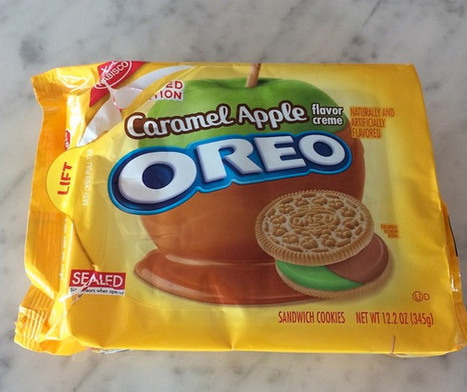 Caramel Apple Oreos Arrive In Target Stores Today | Troy West's Radio Show Prep | Scoop.it