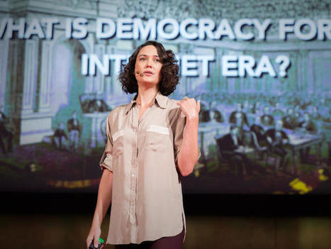 Conociendo a Pia Mancini: De impulsora de la APP Democracy OS a fundadora del Partido de la Red en Argentina | Smarts Governments, Smarts Cities | Scoop.it