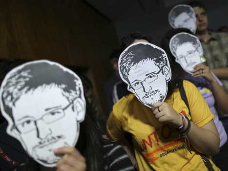 Edward Snowden Fails 3 Elementary Tests For Justifying Whistleblowing - Business Insider | vtecl | Scoop.it