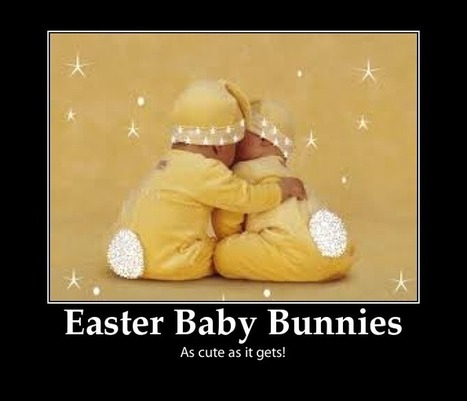 Cute Easter Bunny Poems for Young Children | Christmas and Easter Fun and Humour | Scoop.it