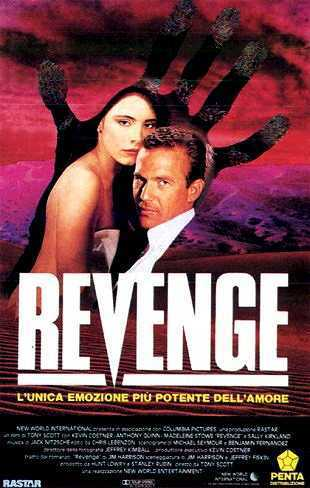 Revenge (1990) | Bruno Sapelli (Film completi in italiano) | Scoop.it