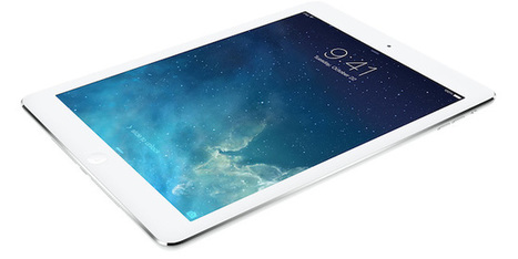 Apple revealed his world's lightest and thinnest product iPad air tablet | Mobile App Development as an Offshore | Scoop.it