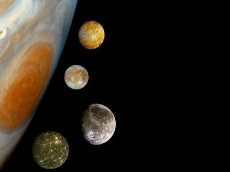 Juice, la mission européenne vers Jupiter, prend forme | The Blog's Revue by OlivierSC | Scoop.it