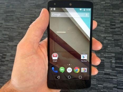 Android L es mejor que Android Kitkat   Educacion, ecologia y TIC   Scoop.it