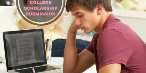 5 Tips for Smarter Online College Scholarship Submission | College Scholarships | Scoop.it