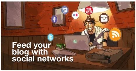 [Social Media] Refonte totale d'OverBlog : une révolution en ligne de mire   Social Media Management Wikifun   Scoop.it