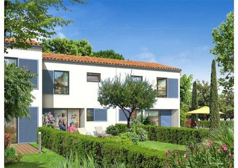 Nouveau programme immobilier neuf VILLAS D'OYATS à Labenne - 40530   L'immobilier neuf du Sud des Landes   Scoop.it