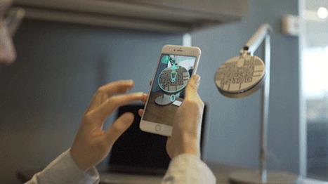MIT lanza un sistema de realidad aumentada que permite programar e interconectar objetos | paprofes | Scoop.it
