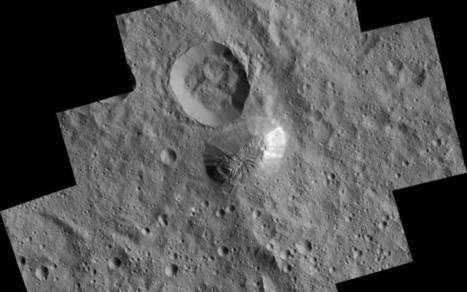 "NASA Discovers ""Lonely Mountain"" on Ceres Likely a Salty-Mud Cryovolcano - or not? 