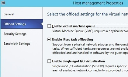 Hyper-V 2012R2 failing network connectivity using fully converged networking SOLVED!   Hyper-v and Windows Server, Office 365, Azure   Scoop.it