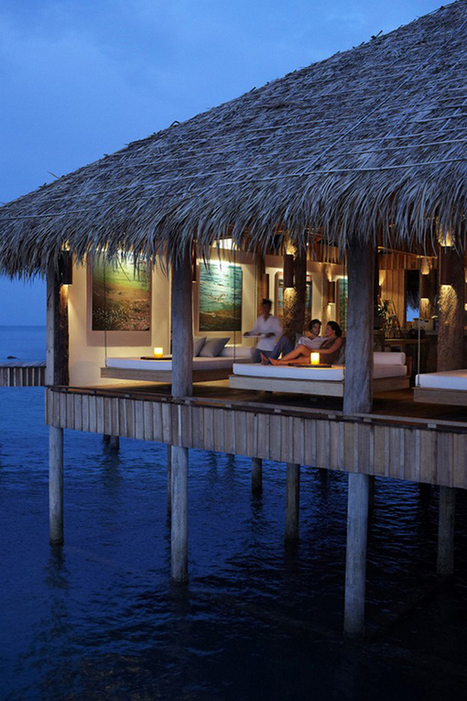 The Ultimate Luxury Destination for Sweethearts: Song Saa Private Island   Landscaping Design   Scoop.it