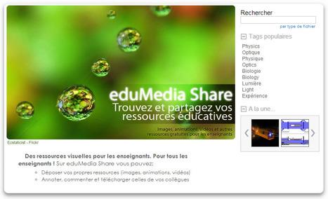 Free educational resources: eduMedia-Share | Gestores del Conocimiento | Scoop.it